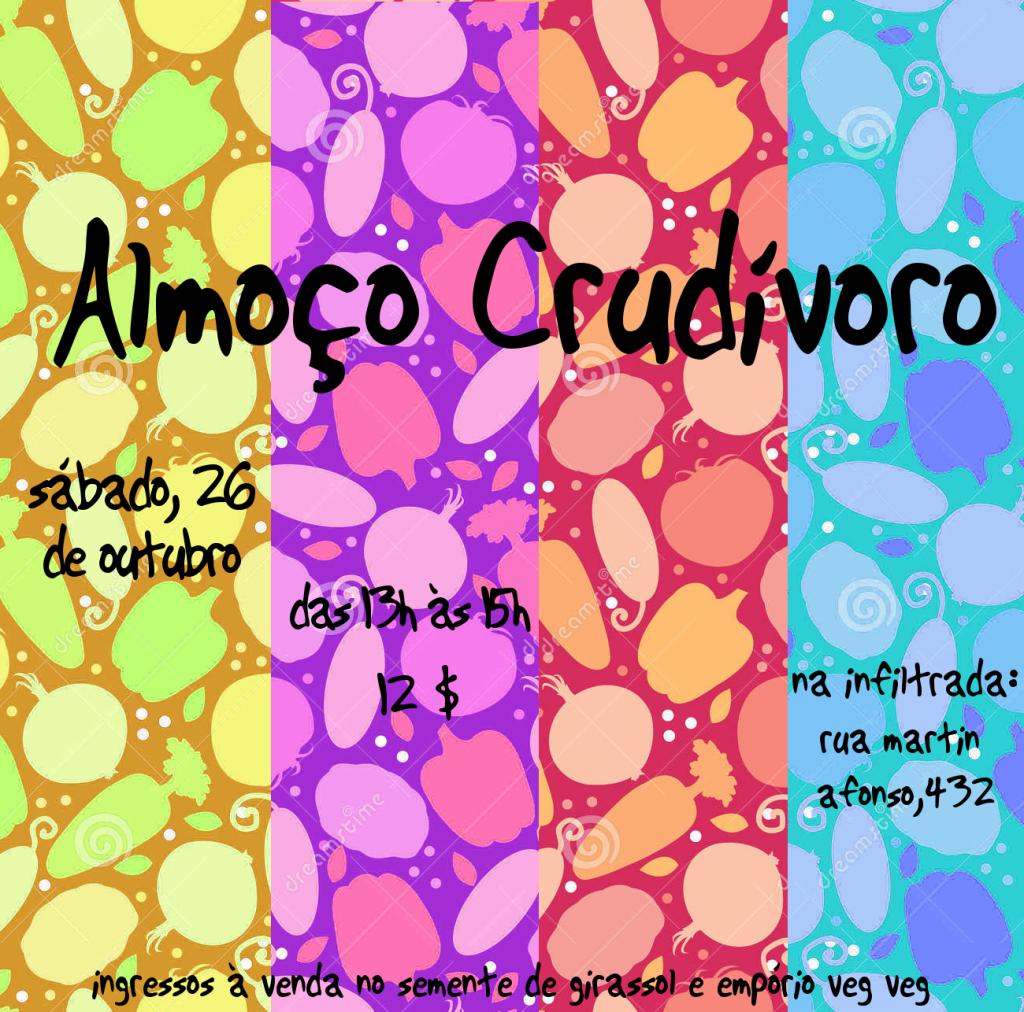 2013-10-26 - Infiltrada - Crudivoro